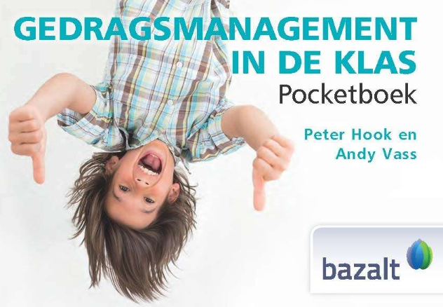 Gedragsmanagement in de klas! Het pocketboek.